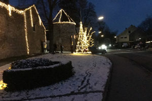 Altdeutscher Weihnachtsmarkt Bad Wimpfen am 12.Dezember2020