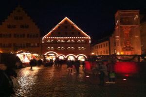 Mittelarltermarkt und Schlossweihnacht am04.Dezember2021