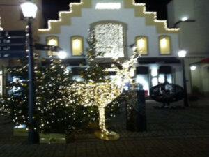 Weihnachtsmarkt in Dinkelsbühl am18.Dezember2021